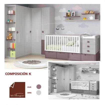 DORMITORIOS INFANTILES CAMALEÓN